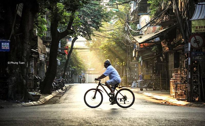 Lượn lờ phố cổ Hà Nội