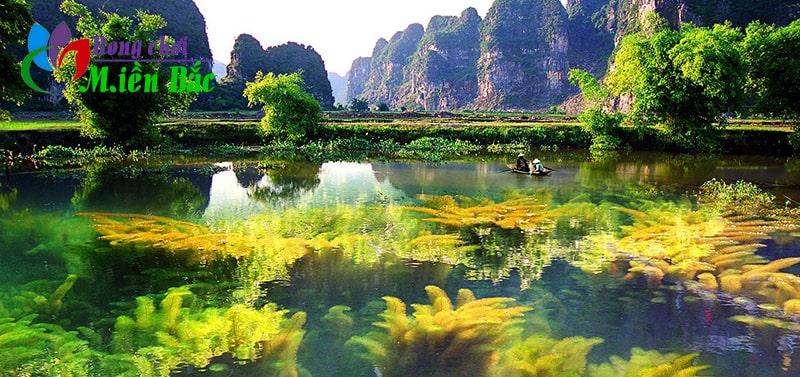 Du lịch Ninh Bình - Đầm Vân Long