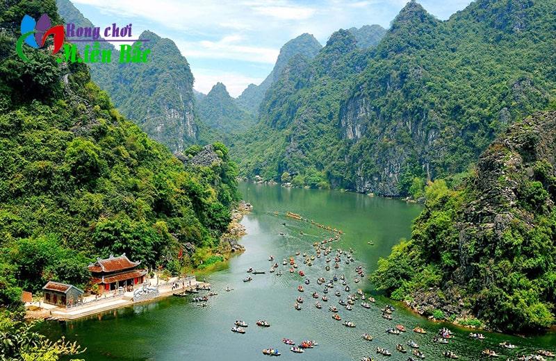 Du lịch Ninh Bình - Tràng An