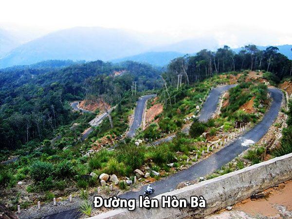 Cung đường lên Hòn Bà Nha Trang