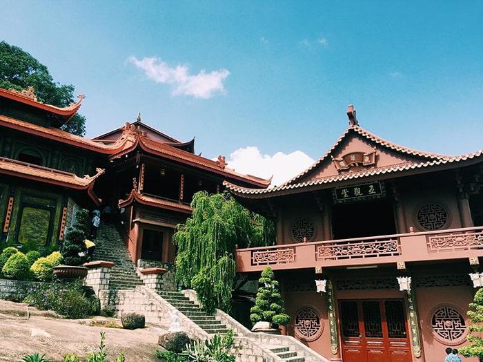 Chùa Hang - Ngôi chùa cổ kính tại An Giang