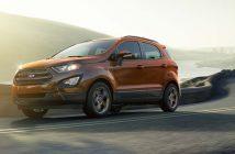 Có nên mua xe Ford Ecosport trong năm nay hay không?