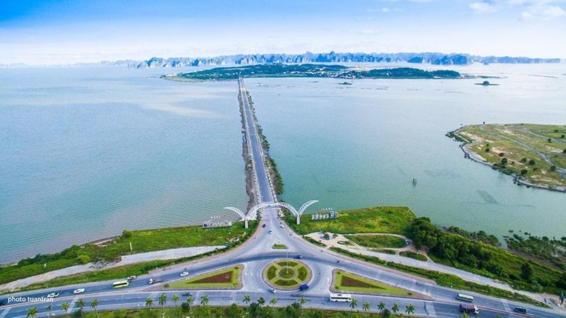 Tuần Châu nổi tiếng là điểm du lịch và nghỉ dưỡng sang trọng nhất nhì Việt Nam