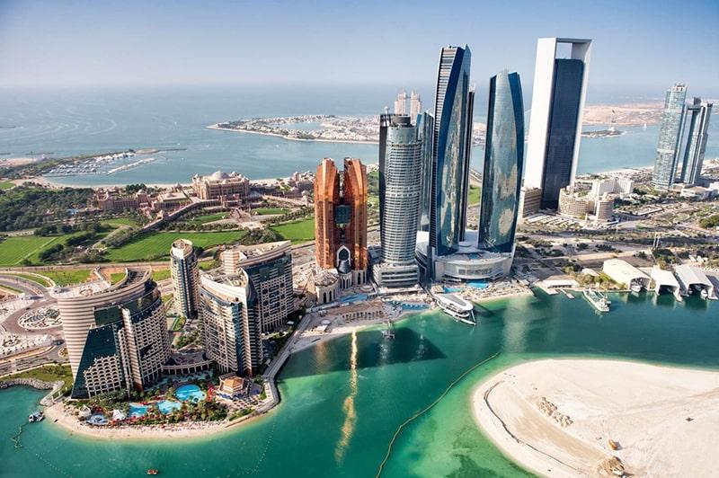Tham quan thành phố Abu Dhabi