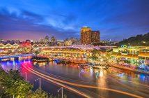 Những điểm đến không thể bỏ qua trong tour du lịch Singapore
