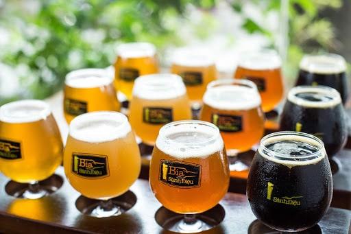 Bia thủ công Hà Nội khác gì so với Sài Gòn