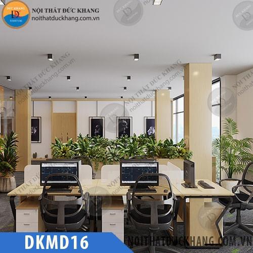 Cụm bàn làm việc DKMD16