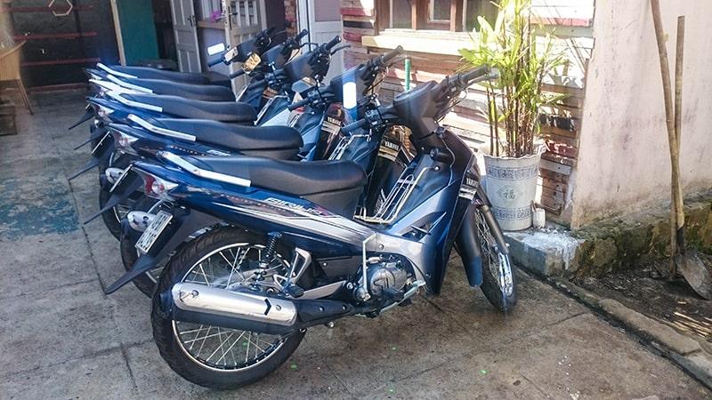 Thuê xe máy Đà Nẵng | Dịch vụ cho thuê xe máy uy tín