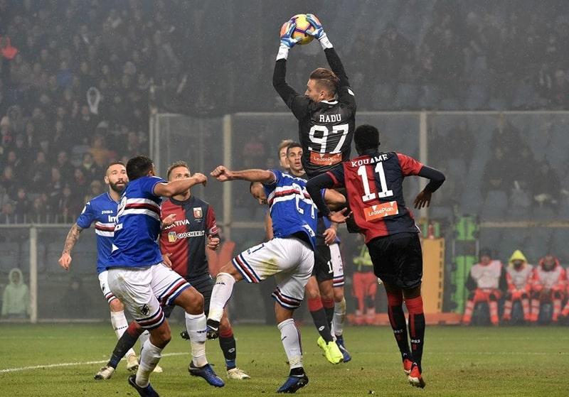 Nhận định thành tích đối đầu Sampdoria vs Genoa, 02h45 ngày 23/07