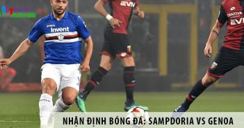 Nhận định bóng đá Serie A: Sampdoria vs Genoa, 02h45 ngày 23/07