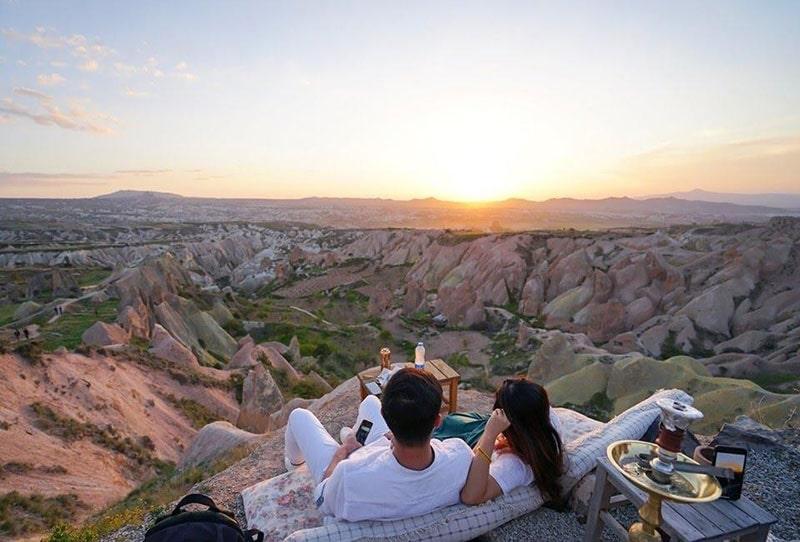 Một chuyến du lịch sẽ giúp hâm nóng lại tình yêu vợ chồng