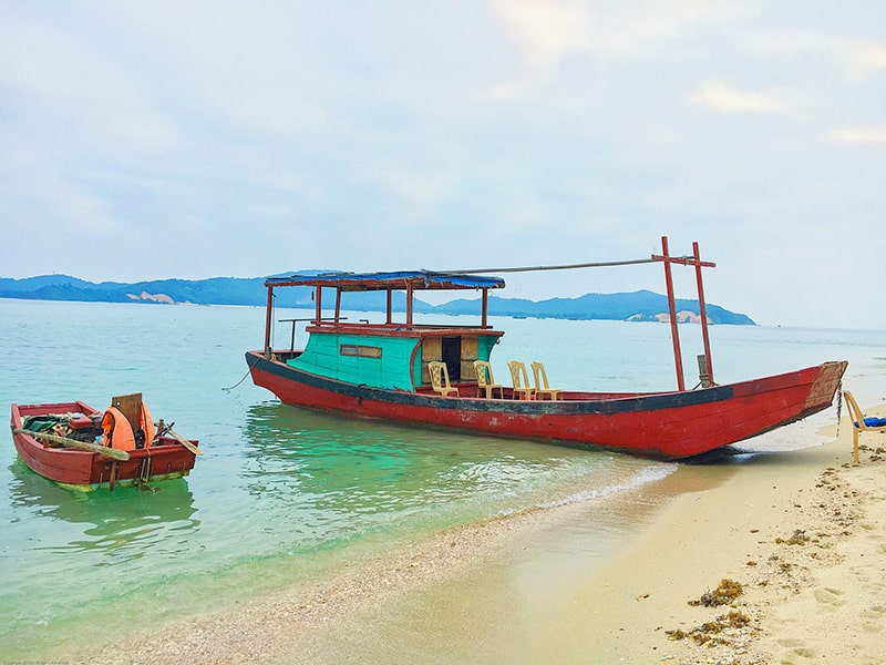Cách đi đến đảo Cô Tô con