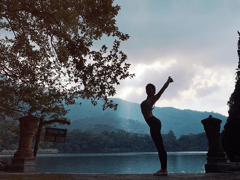Trị liệu và tập luyện với Medi Thiên Sơn
